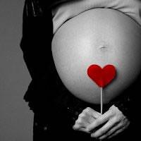mensagens para maes gravidas