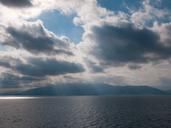 Cloudbreak - Argolic Gulf (rasmusthepood) Tags: greece retouch nafplion flickrupload lenses edits peloponnese 2470mm28sigmaifexdghsm