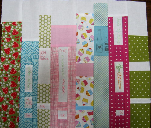 sew buzzy for patchwork queen (vicky)