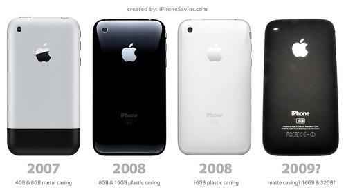 nuevo iPhone 2009