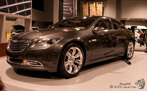 Chrysler 200C Electric Car Concept,car, sport car