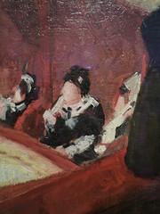 At The Opera Detail, woman below