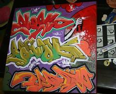 arabic graffiti (A1one A.k.a Tanha) Tags: graffiti persian iran middleeast indoor arabic east iranian tehran middle تنها هنر شهری کلاه a1one استودیو irangraffiti tehrangraffiti گرافیتی tehranstreetart kolahstudiocom painthingscom iranstreetart کلاهاستودیو