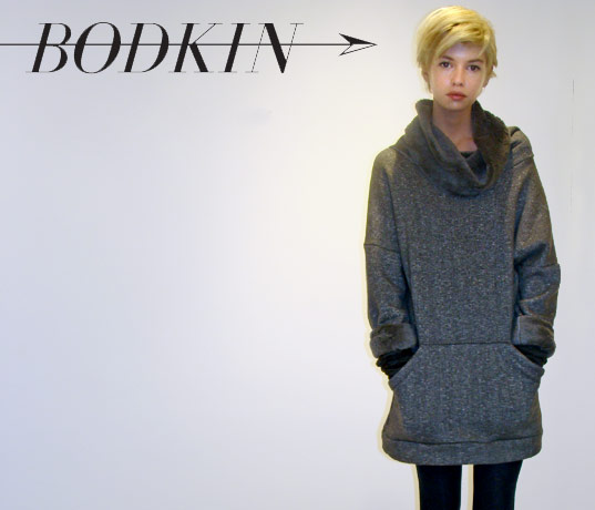 brooklyn bodkin, bodkin, bodkin 2009, bodkin fall winter 2009, dalai lama silk, sustainable fabrics fashion, eco fabrics, environmental fashion, sustainable style, eviana hartman, organic fashion