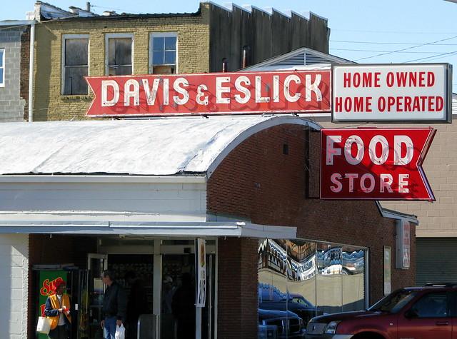 Davis & Eslick Food Store