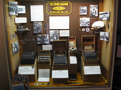 ENIGMA cipher machine collection
