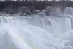 Niagara Falls (kenyaya) Tags: winter ontario canada water canon rebel niagarafalls natural niagara falls xs 1000d