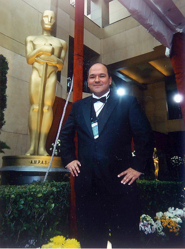 Greg Hernandez At Oscars 2008