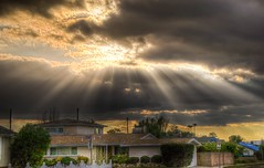 heaven speaks (Kris Kros) Tags: light sun photoshop photography lights high gate heaven ray open dynamic beam speaks kris rays sunrays range beams hdr sunbeams kkg opens cs4 photomatix kros kriskros 5xp dsc617882 copybr kkgallery