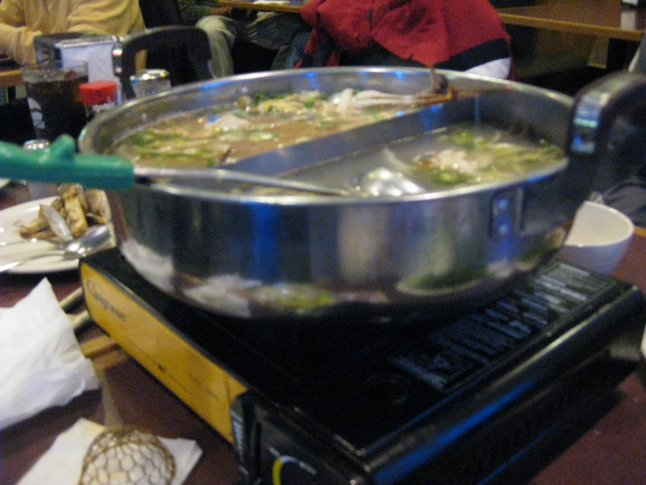 Grand Buffet:  Hot Pot