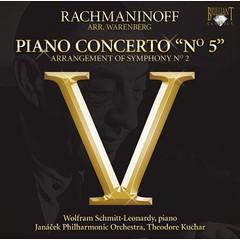 Piano Concerto No.5 Based on Symphony No. 2