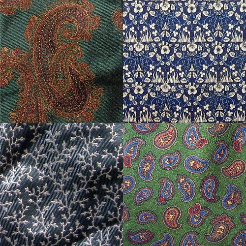 Recent tie acquisitions