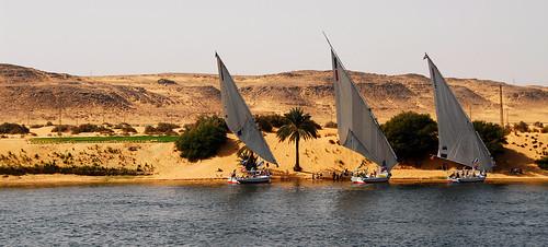 LND_3251 Nile Cruise