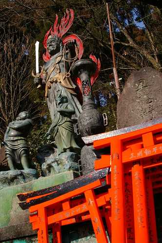 graves at Fushimi-Inari 4