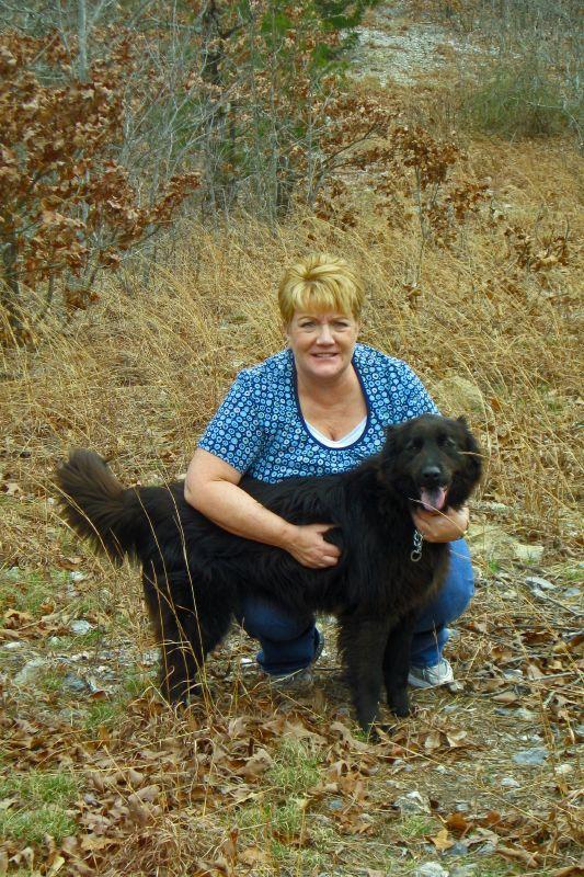 Gina and Cowboy 2