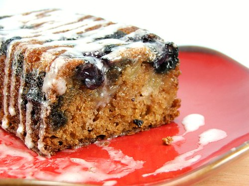 Apple Blueberry Bread