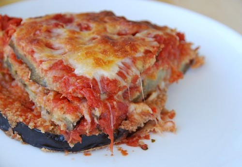 epplant parmigiano serving 2