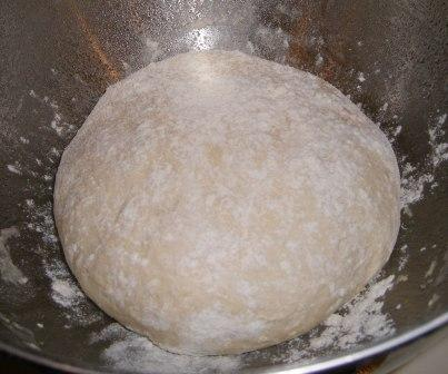 BBB KA Pane Francese Dough Ready To Rise