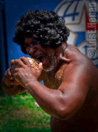 Negros Panamenos Desnudos