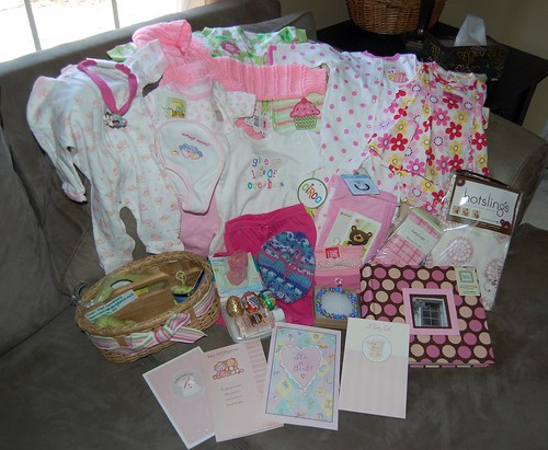 beautiful baby gifts!
