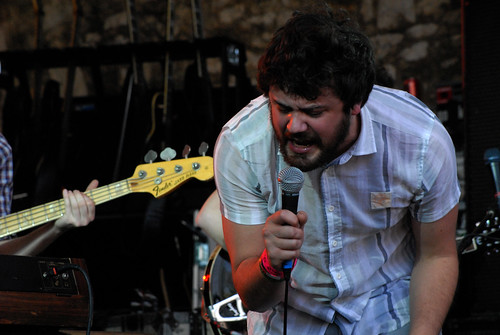 Michael Angelakos, the man who puts the Passion in Passion Pit (or something)