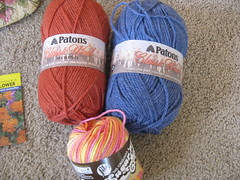 Yarn for patterns