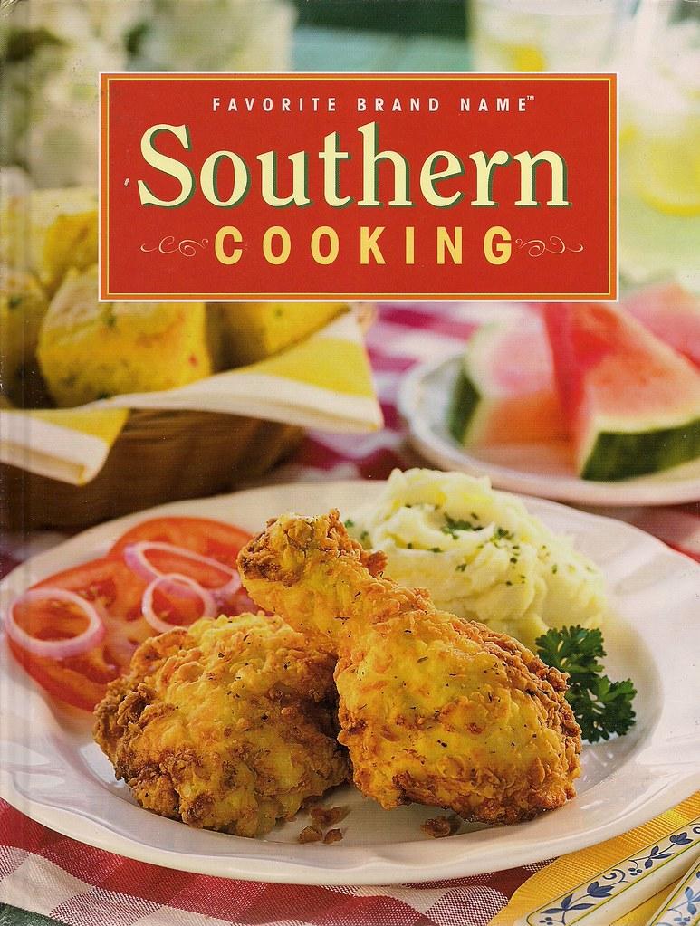 Favorite Brand Name Southern Cooking Cookbook Hardback Brand New