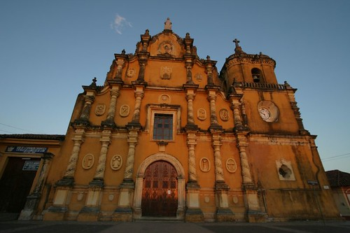 León, Nicaragua. March 2009.
