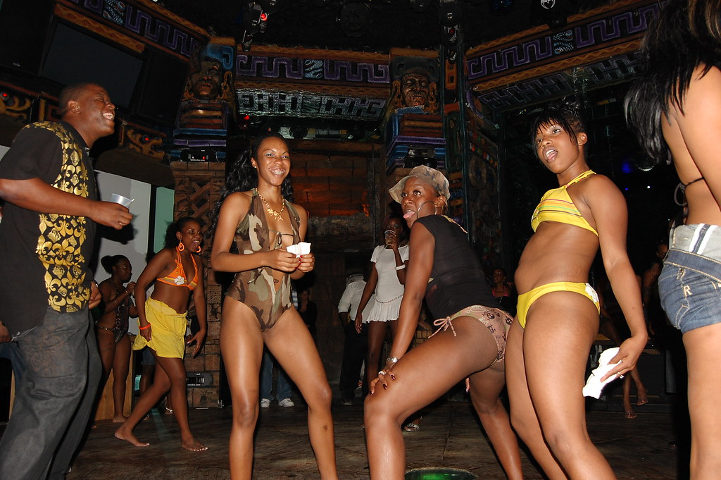 Sex clubs nassau bahamas