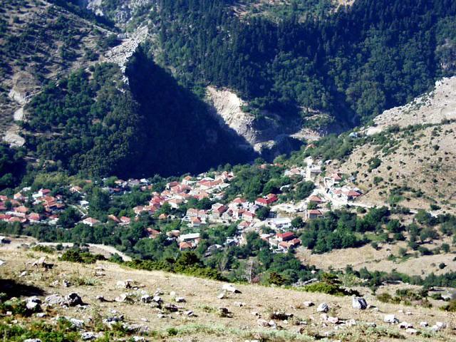 Ήπειρος - Ιωάννινα - Κοινότητα Ματσουκίου Χωριό Ματσούκι Ιωαννίνων