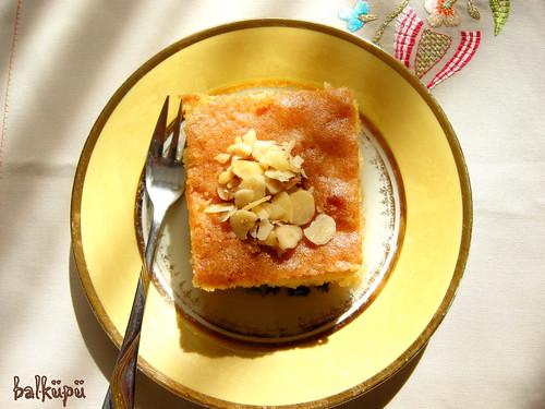 hindistan cevizli tatlı