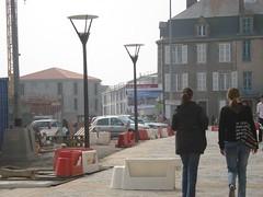 Arcades Rougé - Avril 2009