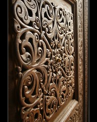 Wood (Emran Ashraf) Tags: door wood pakistan craft multan emran memorialpower