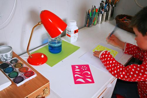 Drawing corner 2