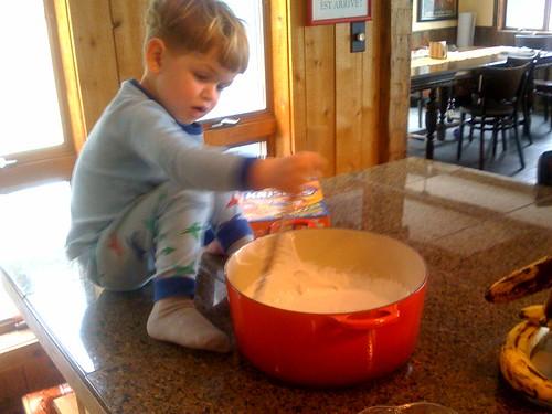 """Jumbo"" Rice Krispie Treats"