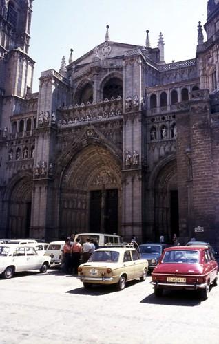 Toledo en 1973. Foto djodokla