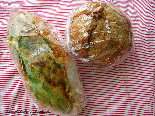 pasadena五星級回家煮麵包包裝
