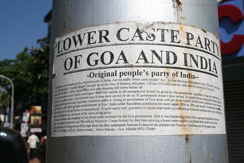 Lower Caste Party