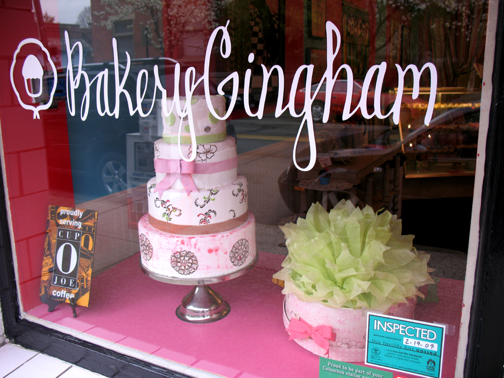Bakery Gingham