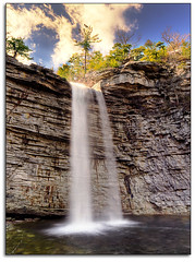 Awosting falls, New York (kw~ny) Tags: new york accord nikon good times newyorkstate hdr newpaltz mohonkpreserve awostingfalls kevinwoods minnewaskastateparkpreserve d700 tonyshi