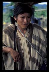 PERa010 (IWGIA) Tags: portrait man peru persons ashaninka parellada