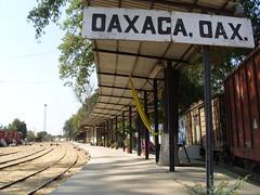 Antigua Estación de Trenes Oaxaca 3 (JKB MEX) Tags: mexico eisenbahn bahnhof oaxaca depot mexiko alterbahnhof oldtrainstation ferrocarrilmexicano antiguaestaciondetrenes