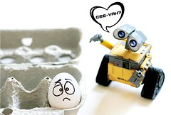 Tales get confused... (RR) Tags: eve food white playing face goofy wall ink fun with emotion box egg humor cartoon disney problem trouble story e pixar eggs drawn walt seriously oval huevo ei cgi waltdisney scarred oeuf ovo playingwithfood concern walle yumurta eggbert i ontheother ilovewalle theeggventures ofeggbert eeevah handdoesnt eggbertneedtolivealittled brincandocomacomidablog