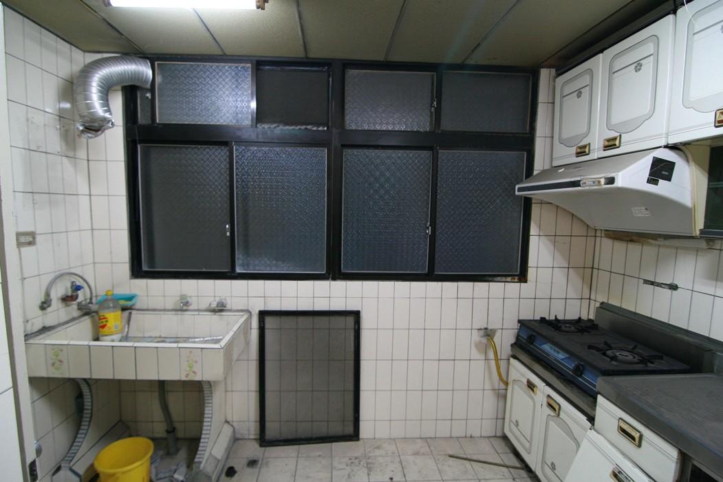 拆之前-廚房