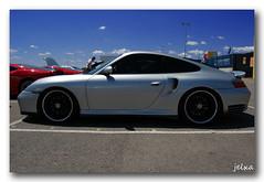 Gemballa Biturbo (jelxa) Tags: 3 cars valencia mercedes nikon seat 911 mini ferrari turbo porsche formula lamborghini challenge copa coches f430 circuito cheste 55200 gemballa d40 jelxa