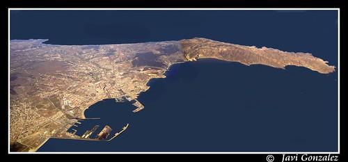 Javi G. Melilla y Cabo Tres Forcas