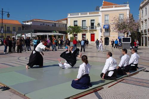 demontração na Praça do Bocage 1MAIO2009 #21