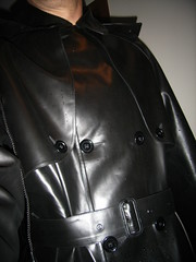 SBR Mackintosh (lulax40) Tags: fetish rubber rainwear mackintosh sbr