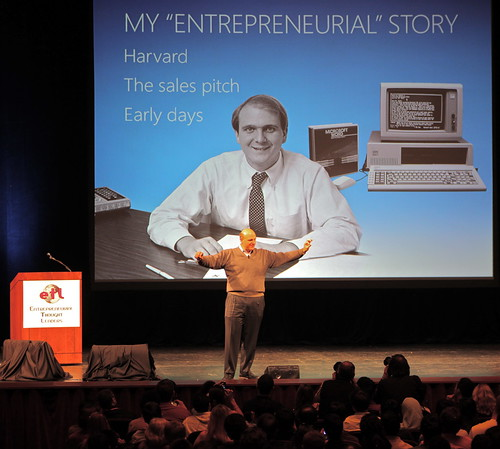 Steve Ballmer on Entrepreneurship by jurvetson.