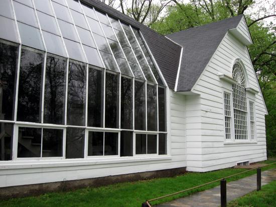 N.C. Wyeth Studio (Click to enlarge)